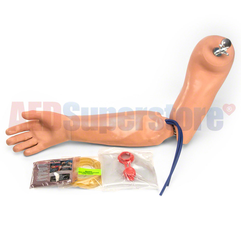 Simulaids IV Arm & Hand for Adult ALS Trainer