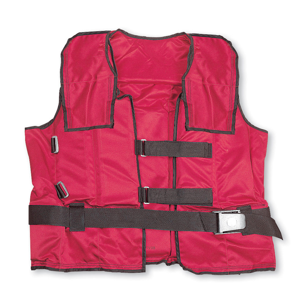 Simulaids Weighted Training Vest for I.A.F.F.