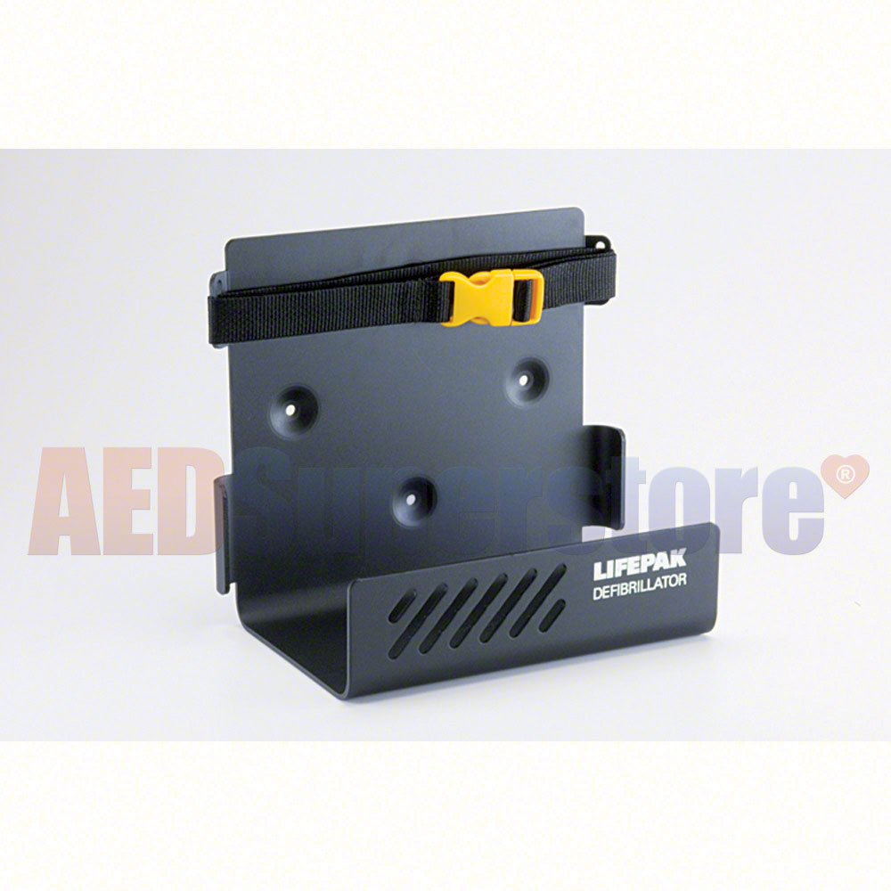 Physio Control Lifepak 500 And 1000 Wall Bracket Aed Superstore 11210 000001 3009767 000 3009767 001