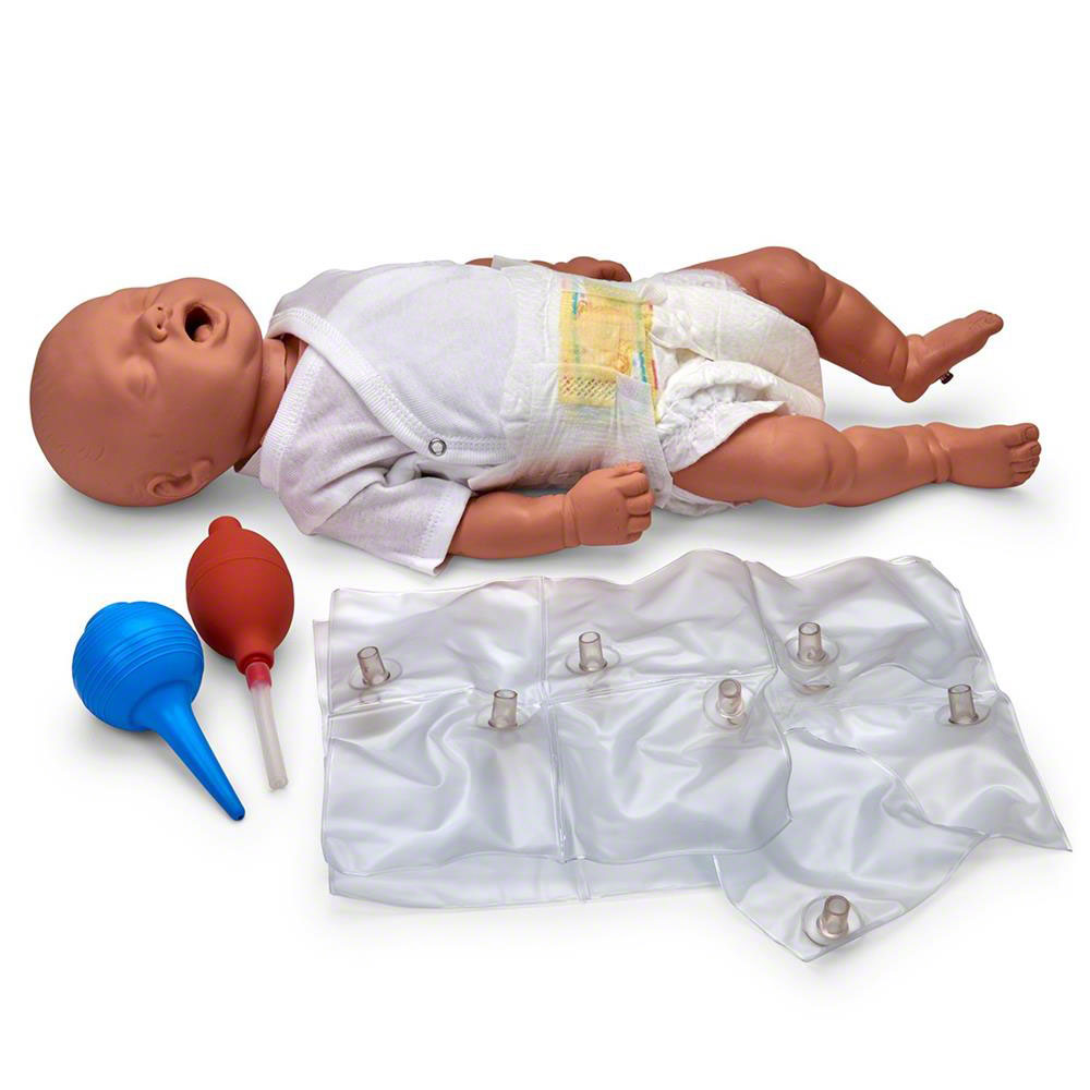 Simulaids CPR Cathy Newborn Basic w/Carry Bag