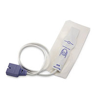 Physio-Control LIFEPAK® 12/20 Sensor Oxisensor II Pediatric Disposable for Units with Nellcor Sp02 - 24/box
