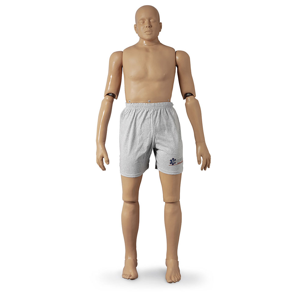 Simulaids Rescue Randy Manikin (105 lbs. Weighted)