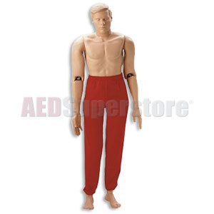 Simulaids Rescue Randy Large Body Manikin 150 lbs