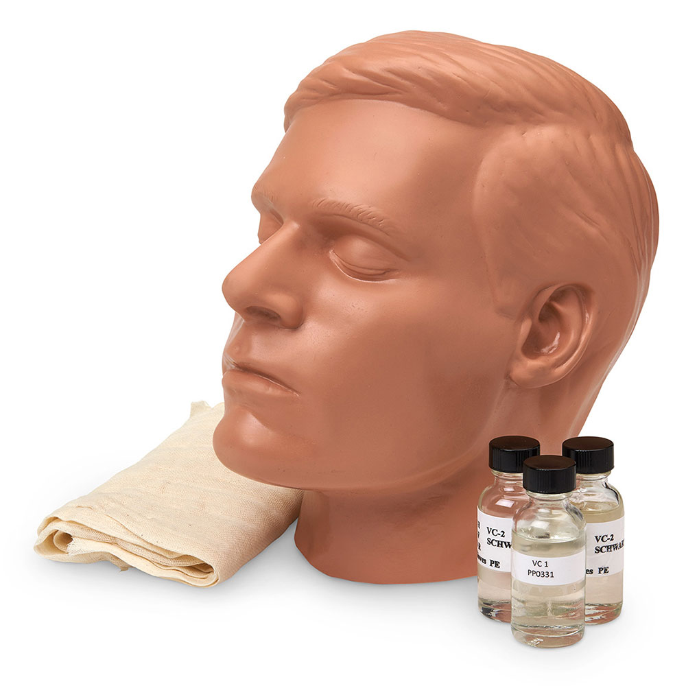 Simulaids Rescue Randy Large Body Replacement Head