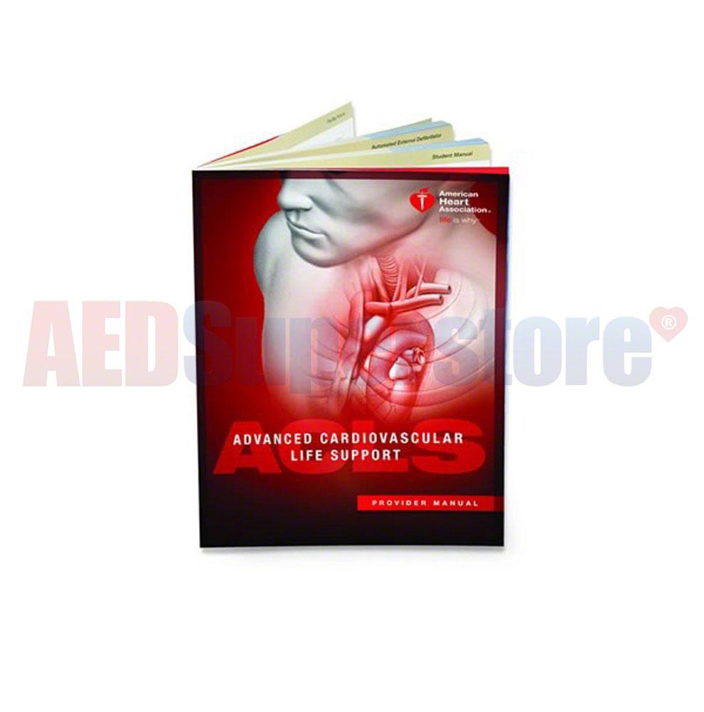 aha acls provider manual pdf