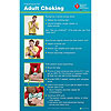 AHA 2015 Heartsaver Adult Choking Poster