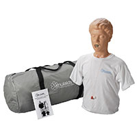 Simulaids Adult Size Choking Manikin w/Carry Bag