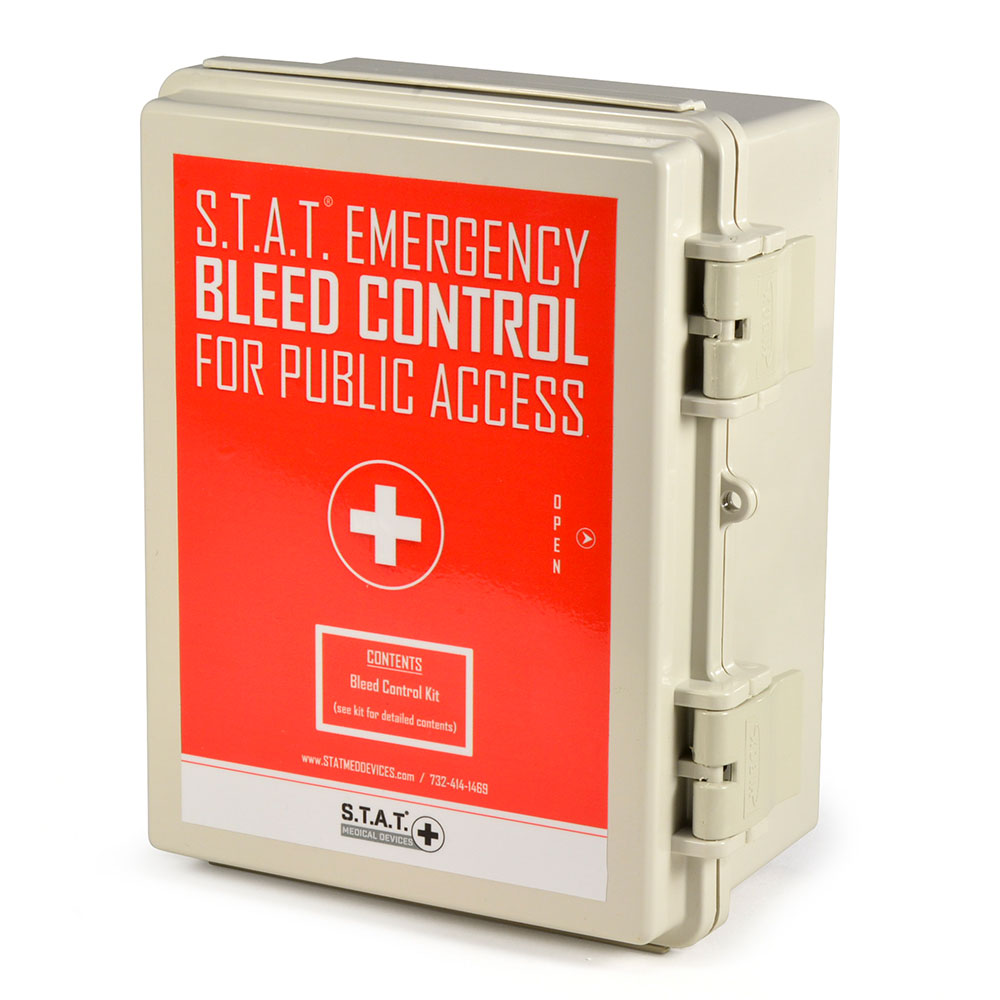 Classroom Bleed Control Station by S.T.A.T Medical Devices