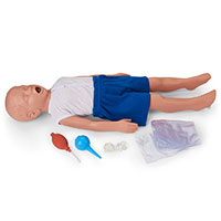 Simulaids CPR Timmy 3-Year Old Basic w/Carry Bag