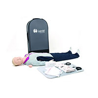 Laerdal Resusci Anne QCPR Full Body w/Hard Case