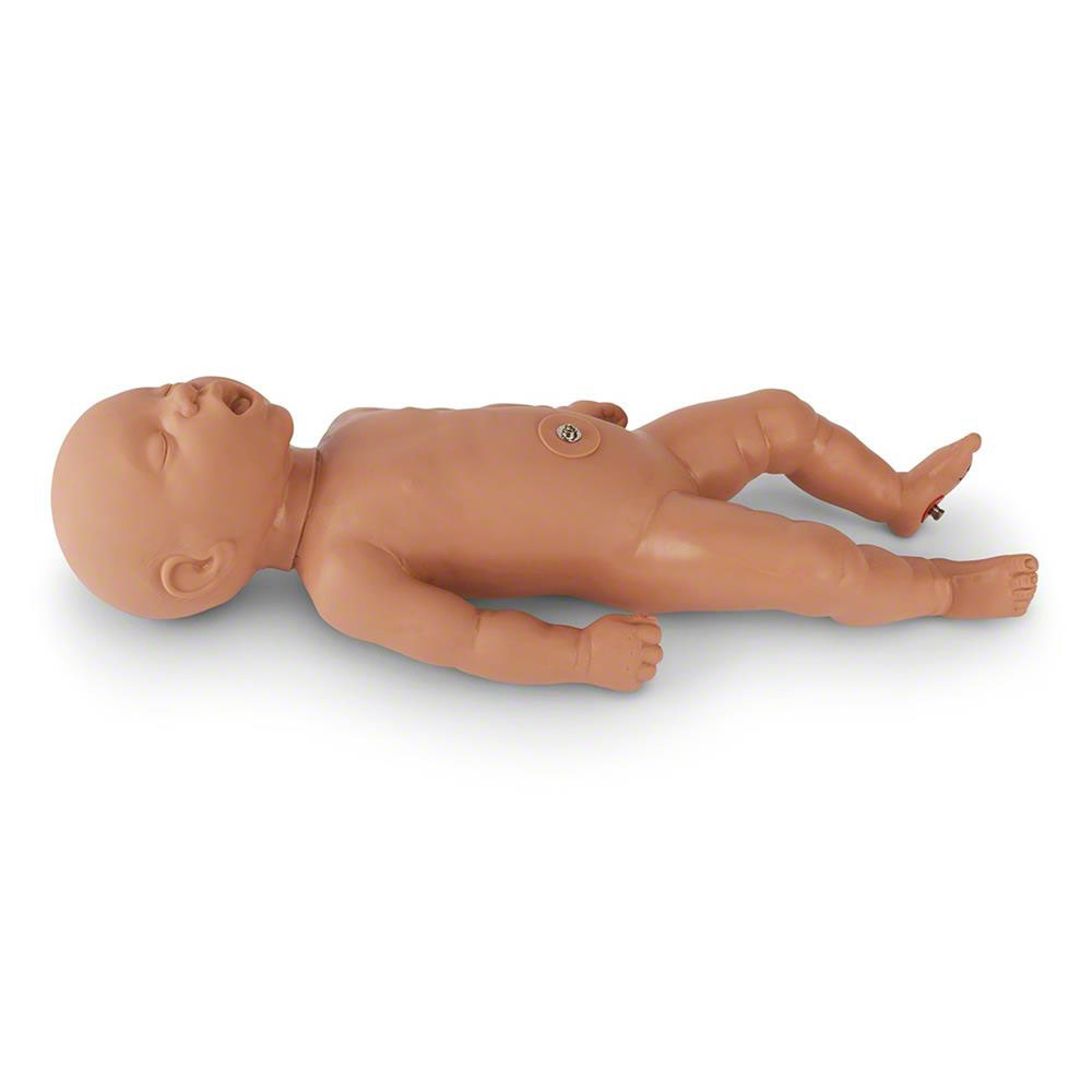 Simulaids Newborn Baby for Forceps/Vacuum Delivery OB Manikin