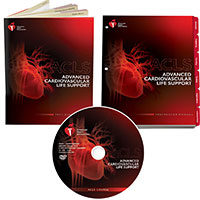 AHA 2020 ACLS Instructor Package w/DVD