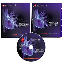 AHA 2020 PALS Instructor Package w/DVD