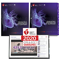 AHA 2020 PALS Instructor Package w/Digital Video