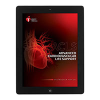 AHA 2020 ACLS Instructor Manual eBook