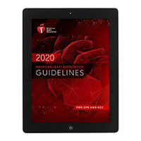 AHA 2020 Guidelines Update for CPR & ECC eBook