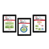 AHA 2020 ACLS Digital Pocket Reference Card Set