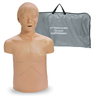 Simulaids Adam Adult Manikin w/Carry Bag