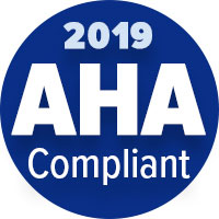 2019 AHA Compliant Training Products