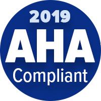 2019 AHA Compliant Training Products