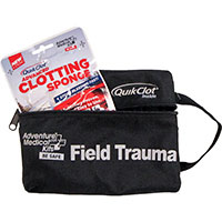 Professional Series Tactical Field Trauma w/QuikClot® Medical Kit by Adventure Medical Kits