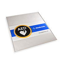 Physio-Control AED Cabinet Window Replacement Kit