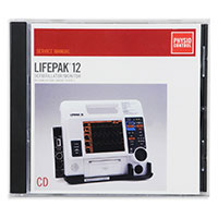 Physio-Control LIFEPAK® 12 Service Manual, CD-ROM for LIFEPAK 12 and BSS2