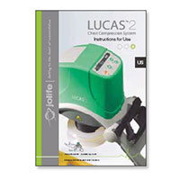 Instructions for Use, Software Version 2.1 for LUCAS® 2 Chest Compression System by Physio-Control