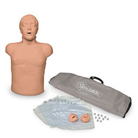 Simulaids CPR Brad Manikin w/Carry Bag