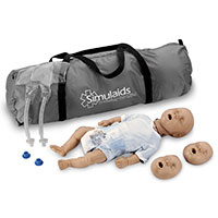 Simulaids Newborn Kim Manikin w/Carry Bag
