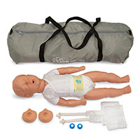 Simulaids 6- to 9-Month-Old Kevin Manikin w/Carry Bag