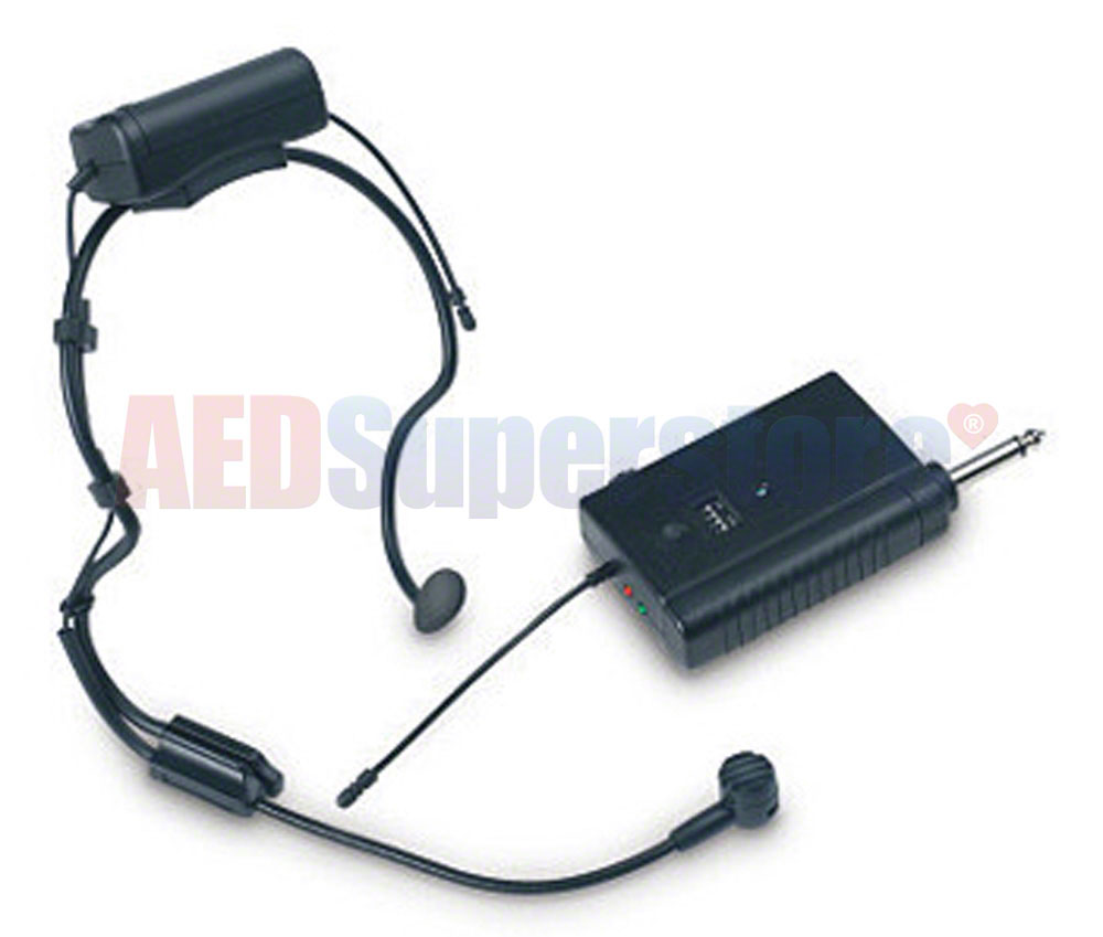 Simulaids 16-Channel Wireless Microphone for SMART STAT Patient Simulator