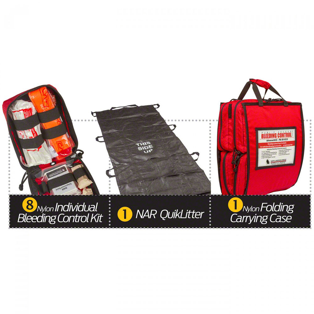 8-Pack, Carry Bag