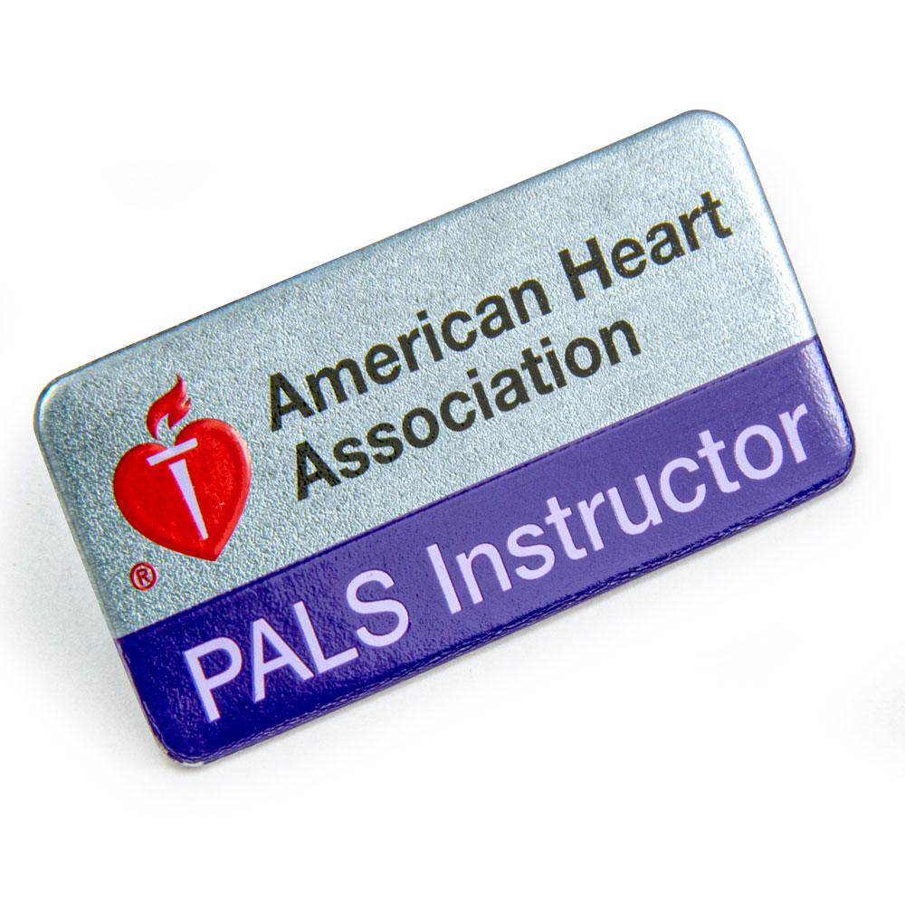 AHA PALS Instructor Lapel Pin