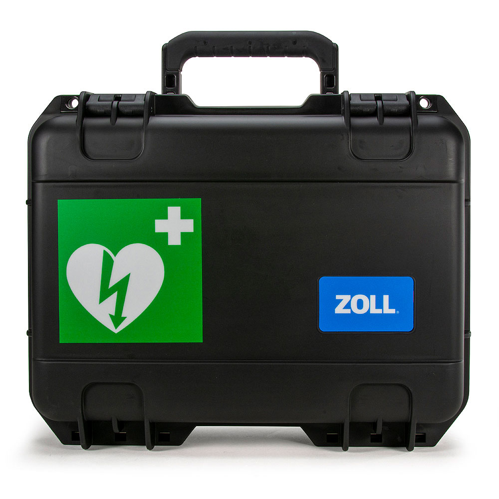 ZOLL® AED 3 Small Rigid Plastic Carry Case