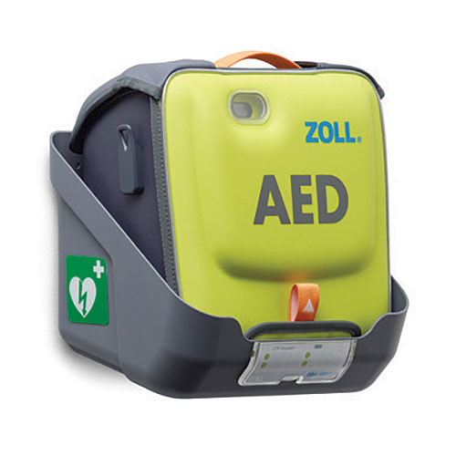 ZOLL® AED 3 Wall Mount Bracket - Device In Carry Case Only