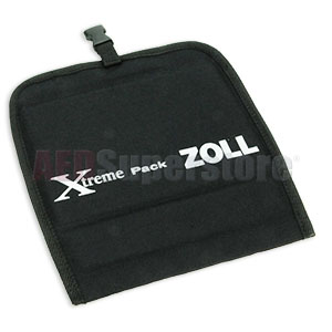 Replacement Front Flap for Xtreme Pack II for ZOLL M Series Defibrillators