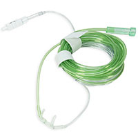 Nasal CO2 w/ O2 Cannula (package of 10) for ZOLL M Series & M Series CCT Defibrillators