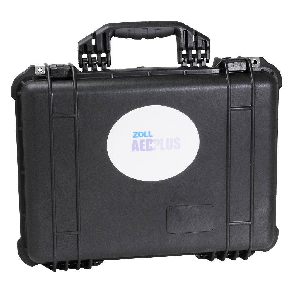 ZOLL® AED Plus® Large Hard-Sided Carry Case