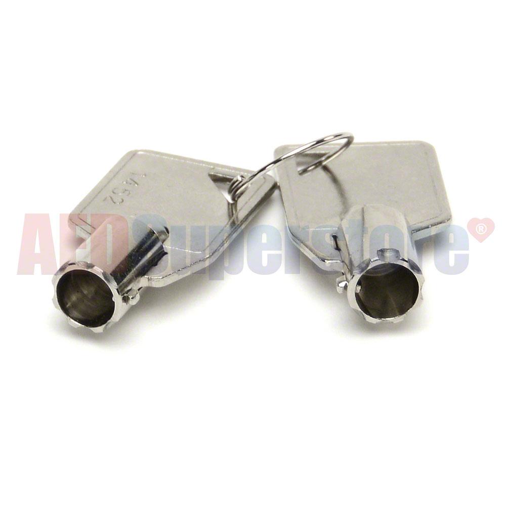 Zoll 174 Medical Spare Keys For Alarmed Cabinet 8000 0856
