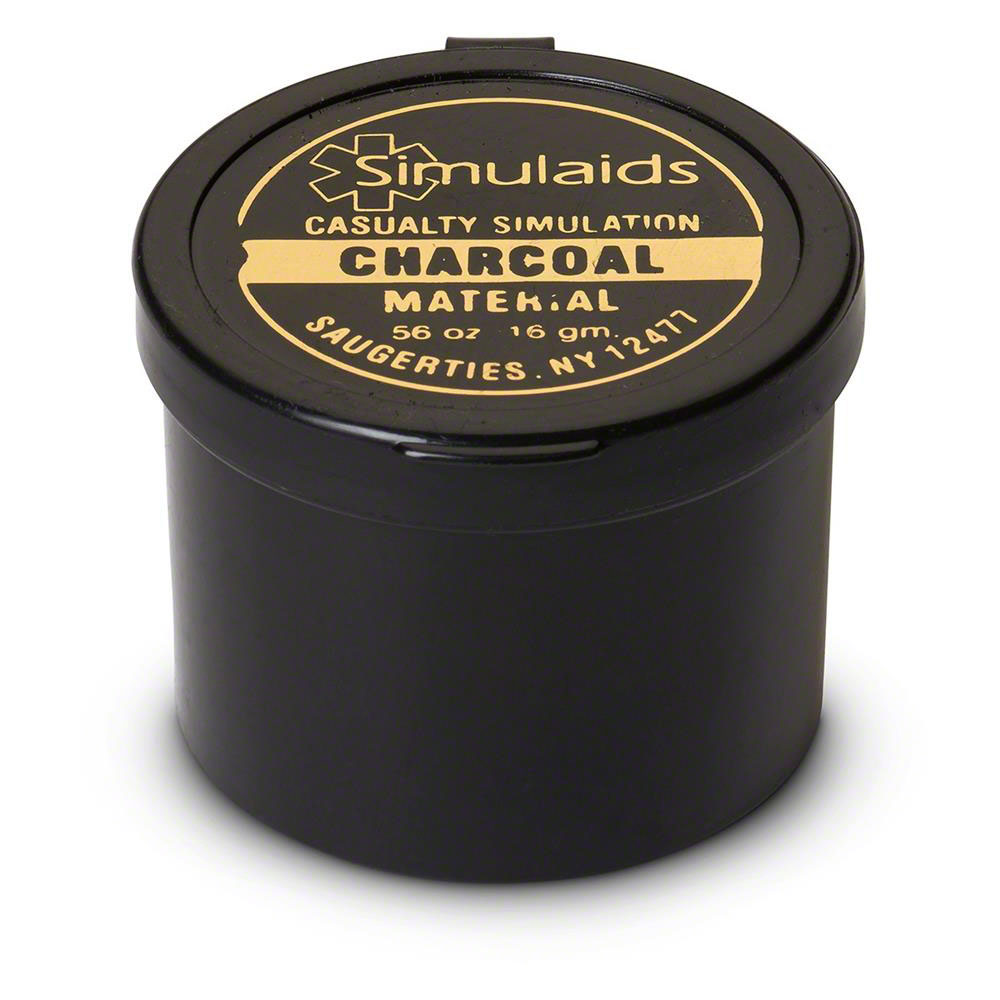 Simulaids Powdered Charcoal - 2oz