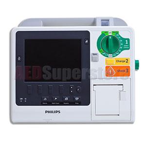 Philips HeartStart XL+ Defibrillator/Monitor - AED