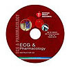 AHA ECG & Pharmacology Instructor CD