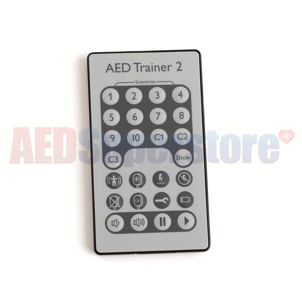 Philips Trainer 2 Remote Control