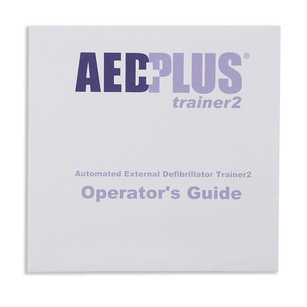 ZOLL® AED Plus® Operators TRAINER Guide