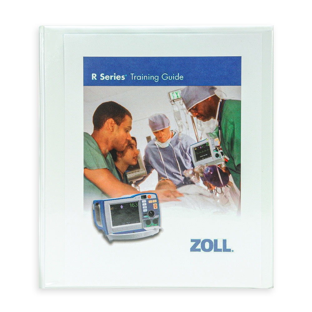 Train the Trainer Manual (DVD) for ZOLL R Series Defibrillators