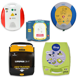 AED Trainers & Accessories