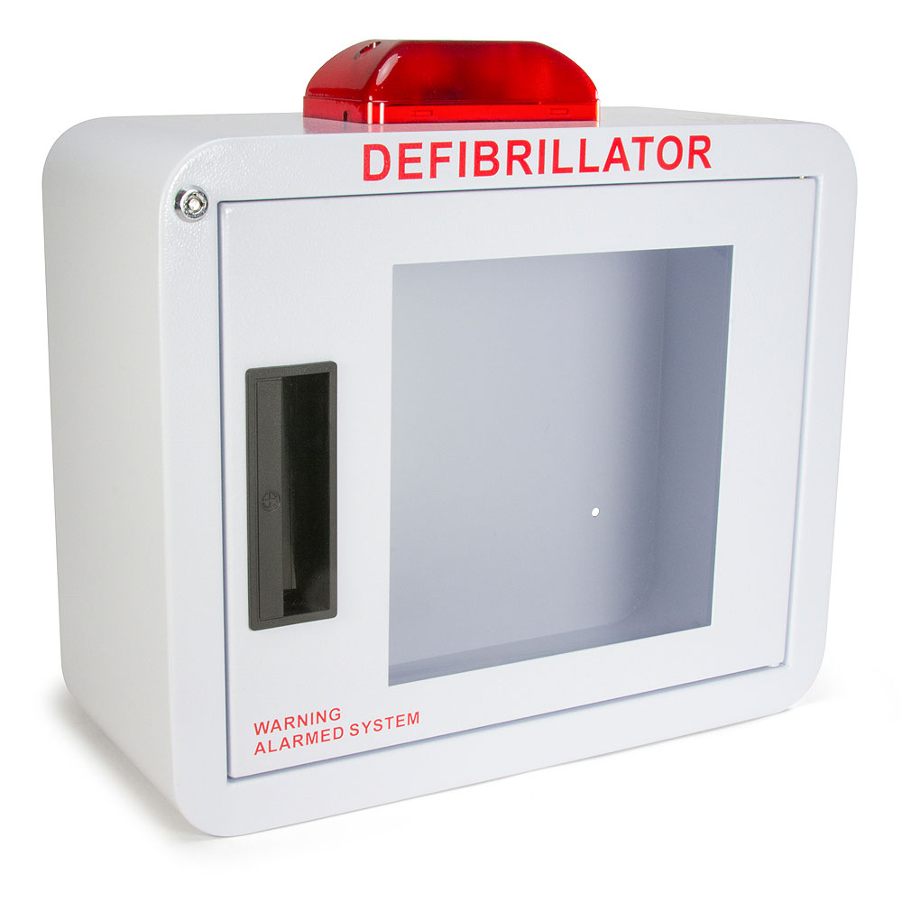 Compact Size AED Cabinets