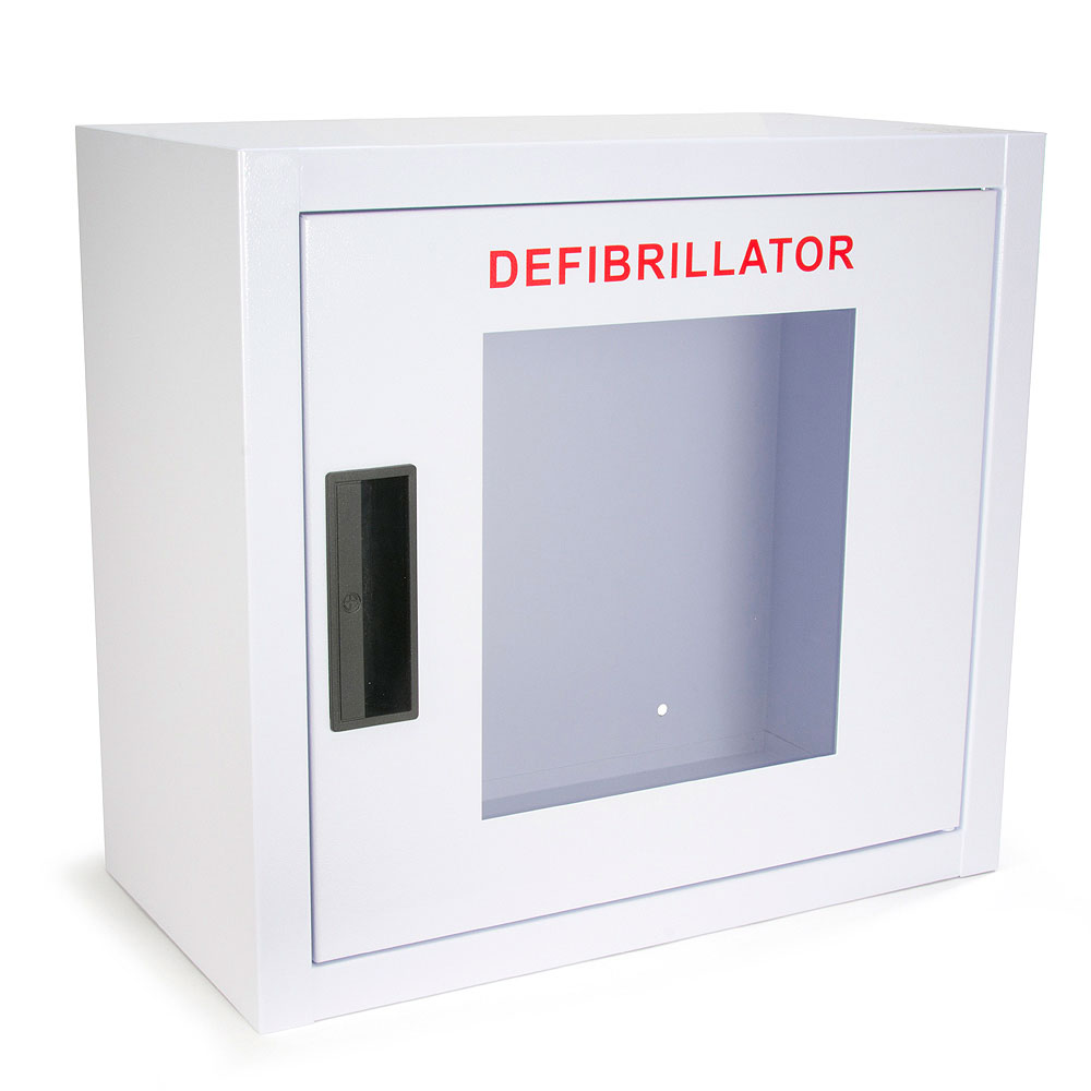 Standard Size AED Wall Cabinet