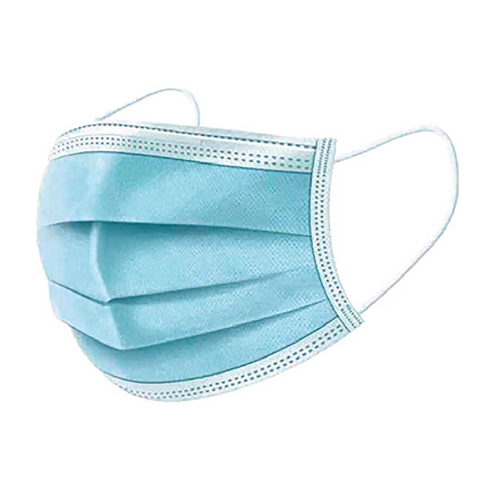 Procedure and Isolation Face Masks - 50/Box
